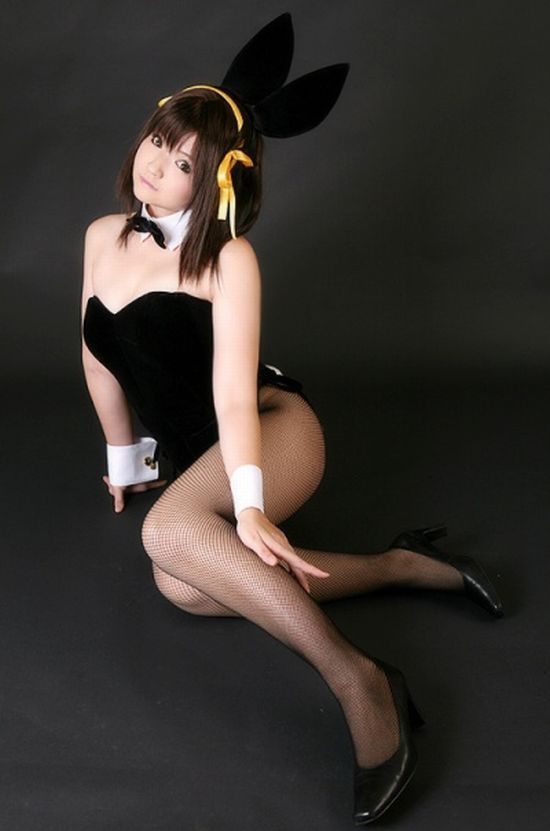 hot sexy cosplay anime